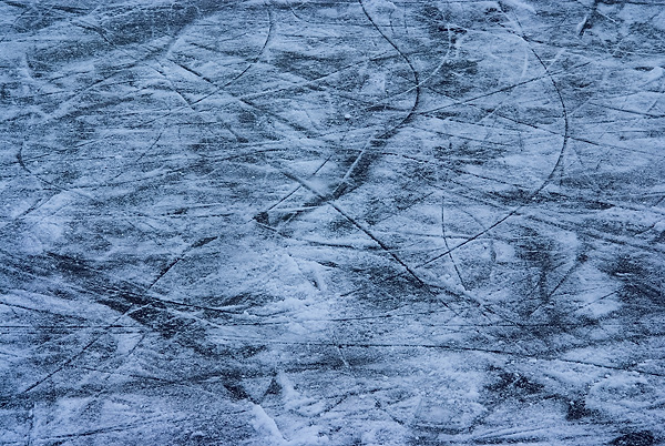 Schlittschuh-Spuren Texture 5 - gratis downloaden