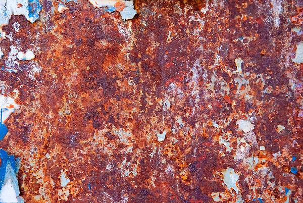 Rost Texture - gratis downloaden