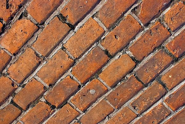 Alte Ziegelstein Textur 10