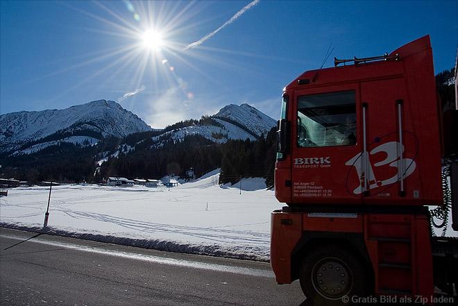 Laster in Österreich