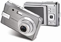 BenQ  DC E720 - Kompakt Digitalkamera mit 7 Megapixeln