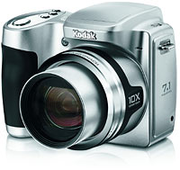 Kodak EasyShare Z710 - Superzoom-Kamera