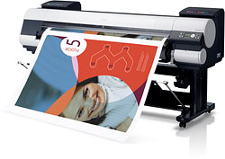 Canon Large Format Printing