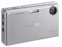 Fujifilm FinePix Z5fd gewinnt den reddot Design Award