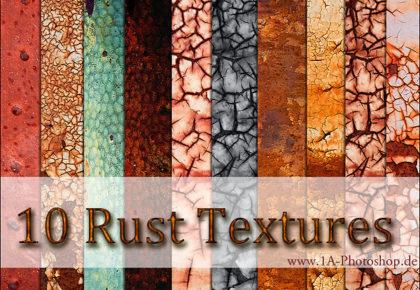 Rost Texturen Pack III