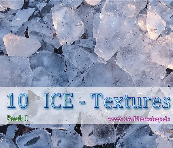 10 Eis - Texturen