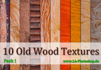 Alte Holz Texturen - old wood Textures - gratis downloaden