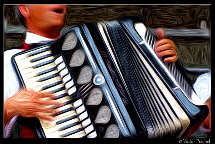 Akkordeon - Akkordeonspieler